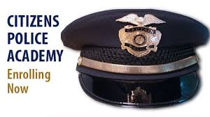 Citizen's Police Academy, Accepting Applications