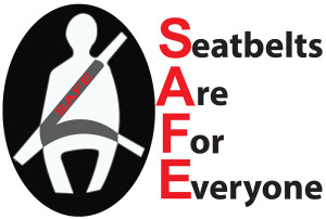 seat belts are for everone