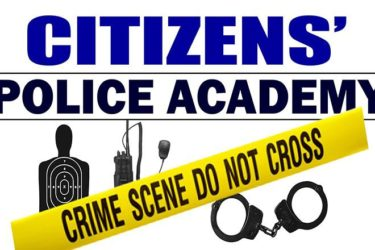 Accepting Applications for Citizens' Police Academy